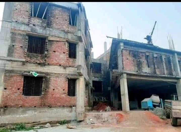 কুমিল্লা বিশ্ববিদ্যালয়ের শেখ হাসিনা ছাত্রী হলের নির্মাণ কাজ ৪৫ মাসেও শেষ হয়নি