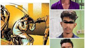 ২৪ ঘন্টার মধ্যে ৩ ছিনতাইকারীকে গ্রেফতার করেছে বিএমপি পুলিশ