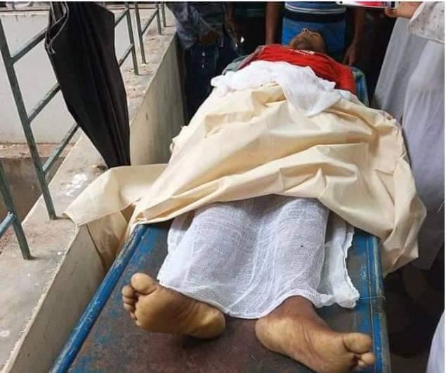 ভোলার চরফ্যাশনে ইউপি নিবার্চনের সংঘর্ষে গুলিবিদ্ধ হয়ে ১জন নিহত