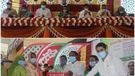 দিনাজপুর বিরলে বঙ্গমাতা শেখ ফজিলাতুন্নেছা মুজিব এর জন্মবার্ষিকী উদযাপন
