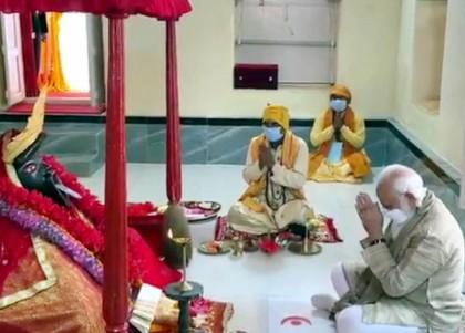সাতক্ষীরার যশোরেশ্বরী কালীমন্দিরে প্রার্থনায় অংশ নিয়েছেন ভারতের প্রধানমন্ত্রী