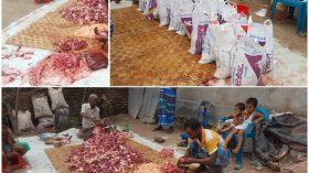 জনপ্রিয়তা পাচ্ছে রূপগঞ্জের গরীবের গোস্ত সমিতি