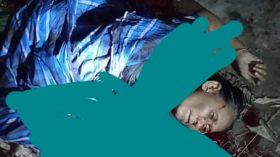 কিশোরগঞ্জের কুলিয়ারচর ফরিদপুর ইউনিয়নে নাতীর দায়ের কোপে নানী খুন!