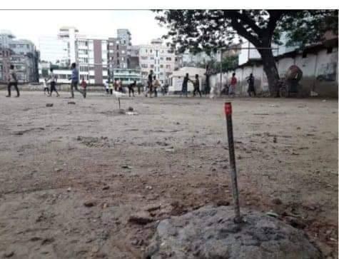 ধুপখোলা মাঠে খেলতে আর বাঁধা নেই জগন্নাথ বিশ্ববিদ্যালয়ের শিক্ষার্থীদের